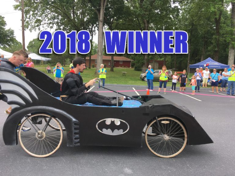 BATMAN WINNER